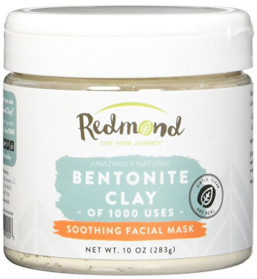 <strong>REDMOND</strong><br>Bentonite Clay