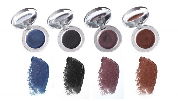 Sally B's Skin Yummies B Smudged Organic Cream Eye Color comes in four shades.