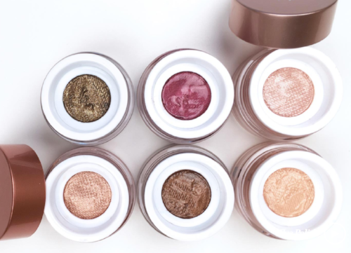 PUR Eye Polish  in pretty hues make your peepers pop!
