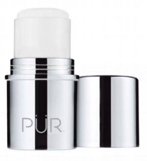 PUR Make It Matte Oil Mattifying Blotting Stick mattifies skin without disrupting makeup.