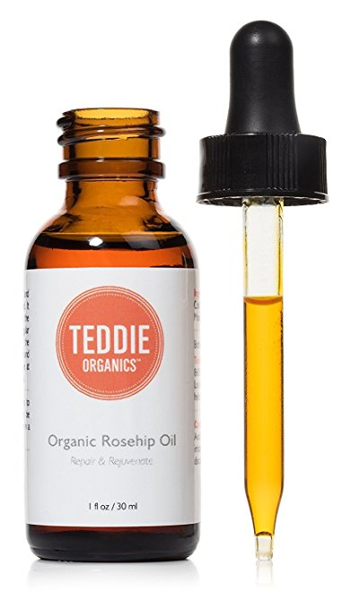 <strong>TEDDIE'S ORGANICS</strong><br>Rosehip Oil
