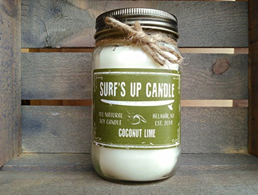 Surf's Up Candle Coconut Wax Candle.png