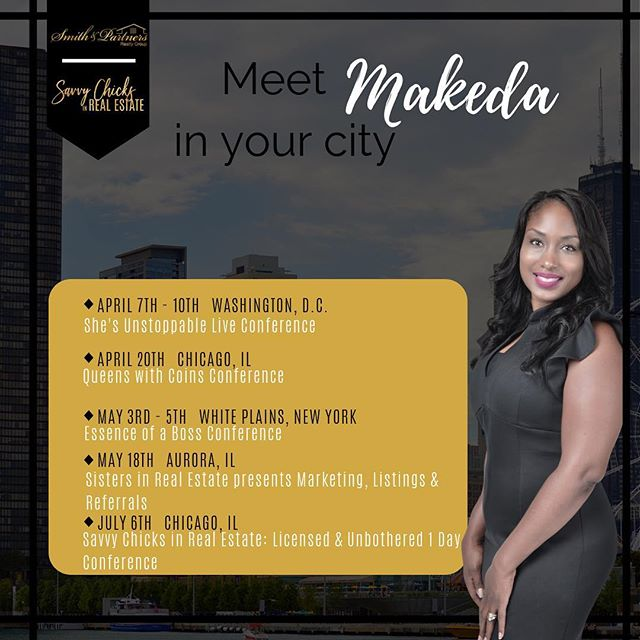 I wrote the vision and God made it plain. Ladies, if you are in any of these cities make sure you meet me there. First up is DC. Can't wait to see you ladies tomorrow and some you tonight at the VIP meetup. Looking forward to sharing my tips on becoming successful in the Real Estate Industry using non-traditional methods. 🤗 .⠀⠀⠀⠀⠀⠀⠀⠀⠀⠀⠀⠀⠀⠀⠀⠀⠀⠀ .⠀⠀⠀⠀⠀⠀⠀⠀⠀⠀⠀⠀⠀⠀⠀⠀⠀⠀ .⠀⠀⠀⠀⠀⠀⠀⠀⠀⠀⠀⠀⠀⠀⠀⠀⠀⠀ .⠀⠀⠀⠀⠀⠀⠀⠀⠀⠀⠀⠀⠀⠀⠀⠀⠀⠀ .⠀⠀⠀⠀⠀⠀⠀⠀⠀⠀⠀⠀⠀⠀⠀⠀⠀⠀ .⠀⠀⠀⠀⠀⠀⠀⠀⠀⠀⠀⠀⠀⠀⠀⠀⠀⠀ . . . . .⠀⠀⠀⠀⠀⠀⠀⠀⠀⠀⠀⠀⠀⠀⠀⠀⠀⠀ #womeninrealestate #ladiesinrealestate #realtors #realestate #chicagorealtor #chicagorealestate #plainfieldrealtor #plainfieldrealestate #jolietrealtor #plainfieldhomes #ladiesofrealestate #homeownership #firsttimehomebuyers #chicagohomeowner #womeninbiz #chicagohome #chicagoinvestor #realestateinvestor #wealthbuilders #speakerswanted #realestategoals #makedarealestate #realestatewealthstrategist #shesunstoppable #shesunstoppablelive