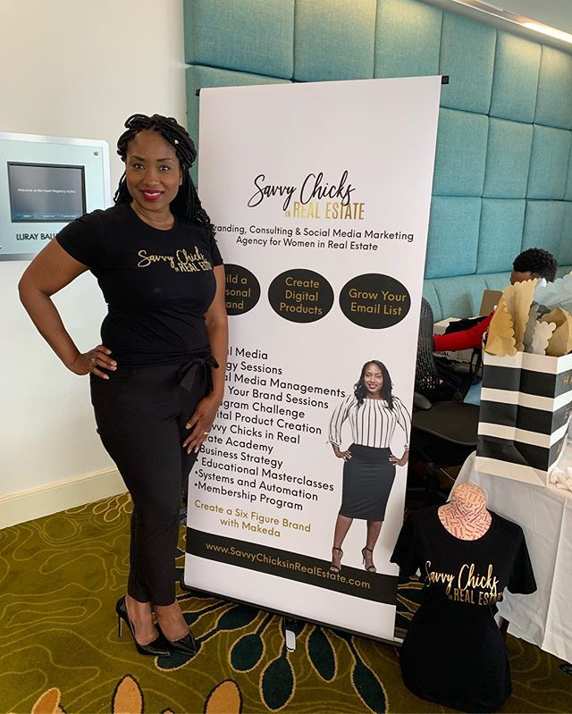 First Day of the She's Unstoppable Live Conference @livygirls is complete and was absolutely amazing with over 400 women in Real Estate coming together to increase their knowledge and elevate their business. Thank you to everyone that stopped by the table today. It was my first time as an exhibitor. Could you tell? 🙈 I loved every minute of it. 🥰 I'm already thinking about how i can do more. Thank you Jan and Judy for sparking that fire to do so. 🤗😘 If you didn't grab your Tees today, we are back in the morning. Hubby @luxuryhomeguru will be holding it down as I will be speaking on the Power House Panel tomorrow. Can't wait for Day 2. .⠀⠀⠀⠀⠀⠀⠀⠀⠀⠀⠀⠀⠀⠀⠀⠀⠀⠀ .⠀⠀⠀⠀⠀⠀⠀⠀⠀⠀⠀⠀⠀⠀⠀⠀⠀⠀ .⠀⠀⠀⠀⠀⠀⠀⠀⠀⠀⠀⠀⠀⠀⠀⠀⠀⠀ . . . . . . #womeninrealestate #ladiesinrealestate #realtors #realestate #chicagorealtor #chicagorealestate #plainfieldrealtor #plainfieldrealestate #ladiesofrealestate #plainfieldhomes #ladiesofrealestate #livygirl #firsttimehomebuyers #chicagohomeowner #womeninbiz #chicagohome #chicagoinvestor #realestateinvestor #wealthbuilders #exprealty #realestategoals #makedarealestate #shesunstoppablelive #homesforsale #shesunstoppable