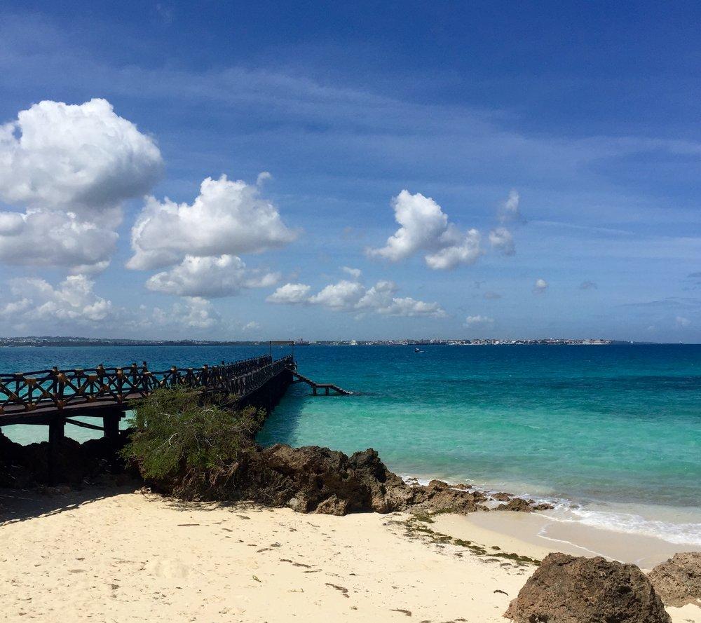 Turtle Island in Zanzibar - An archipelag Islands off the coast of (and a part of)Tanzania