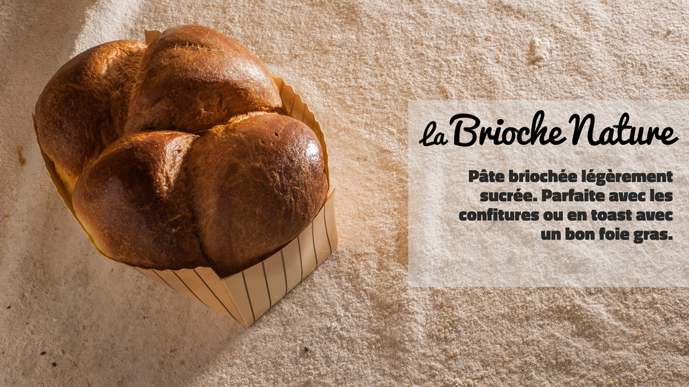 la Brioche Nature