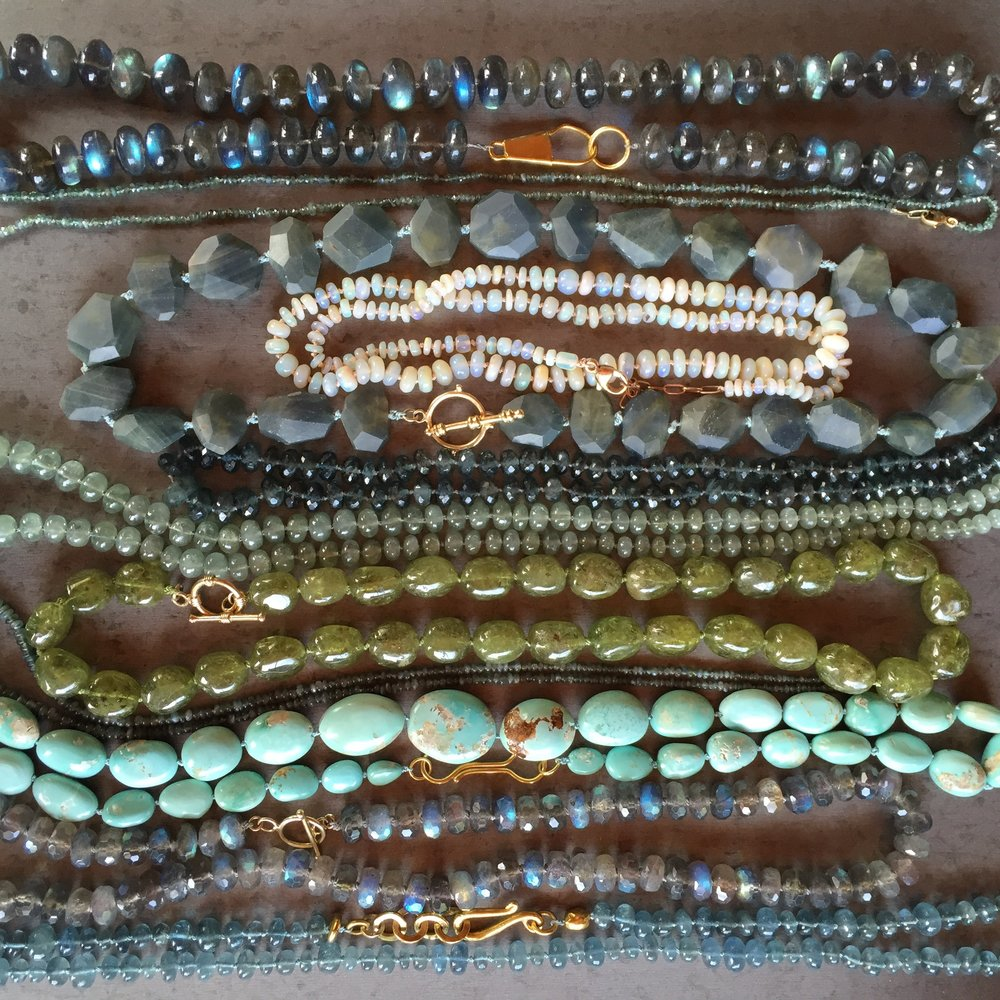 i love beads