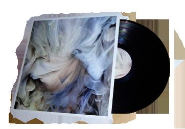 iamforest LP on Vinyl