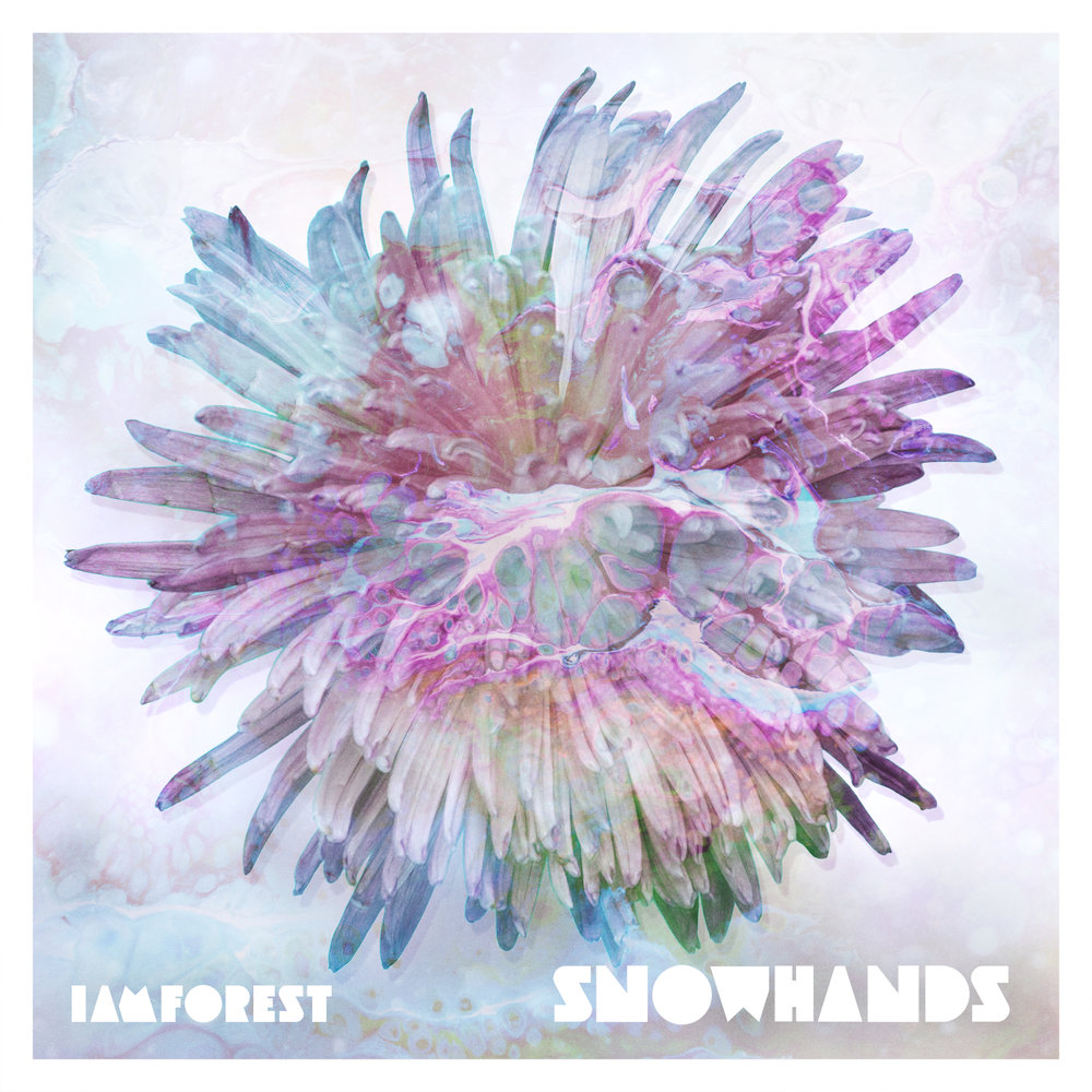 PRESS RELEASE - SNOWHANDS // EP
