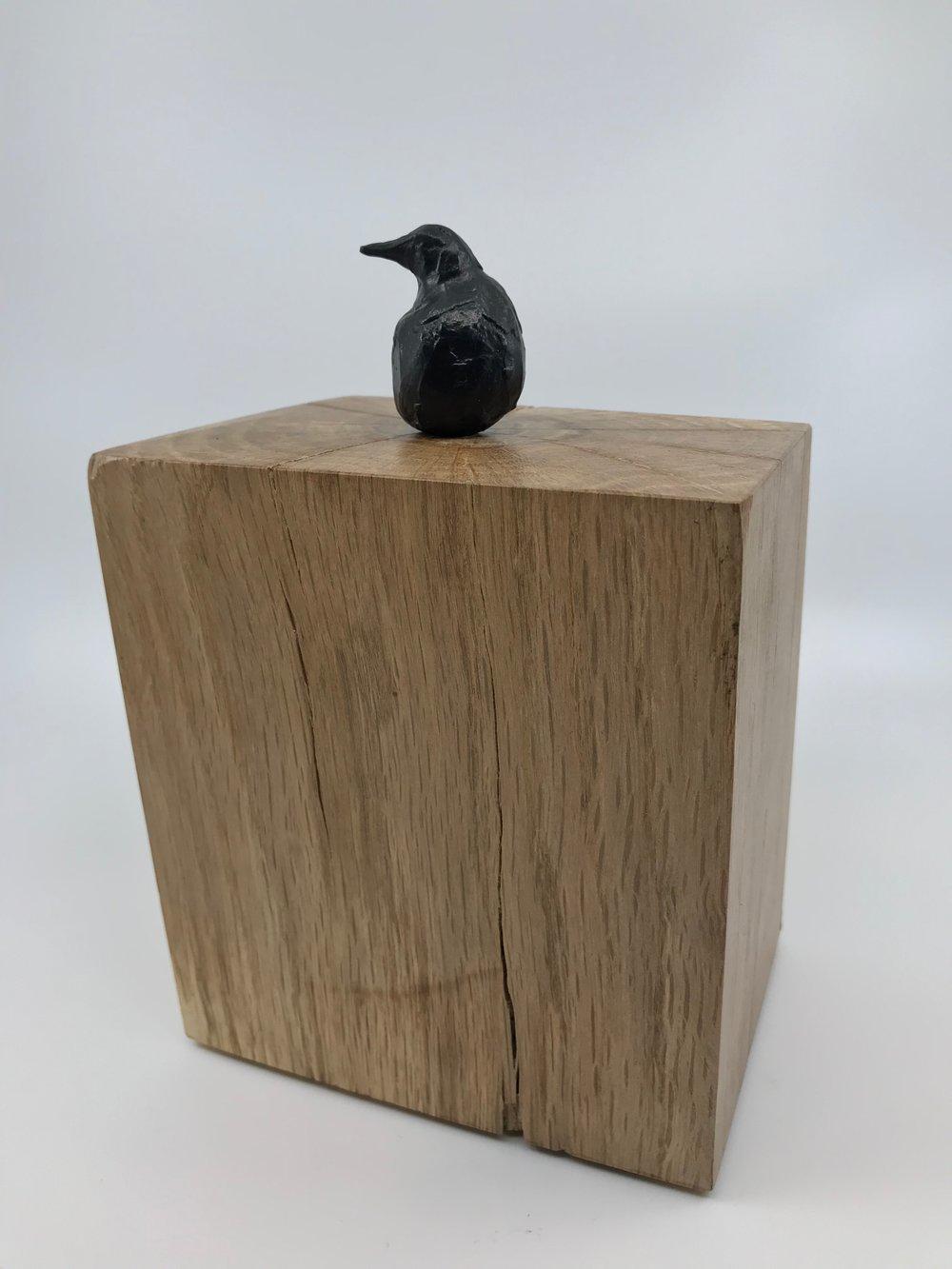 Bird Form 1 on Perch, 2018
