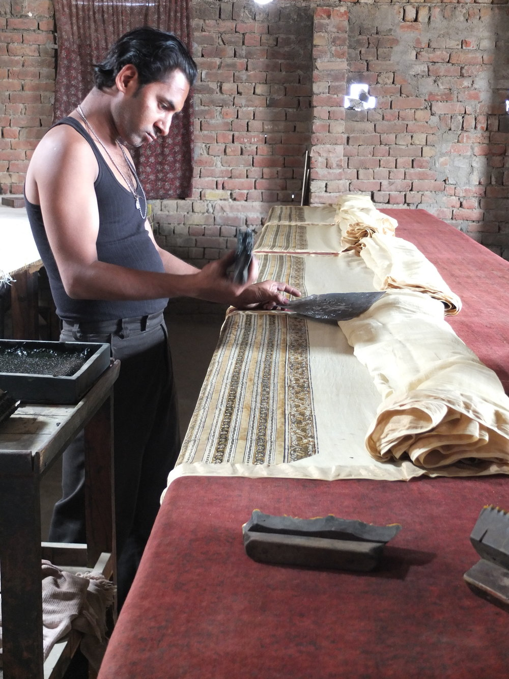 Bagru Textiles