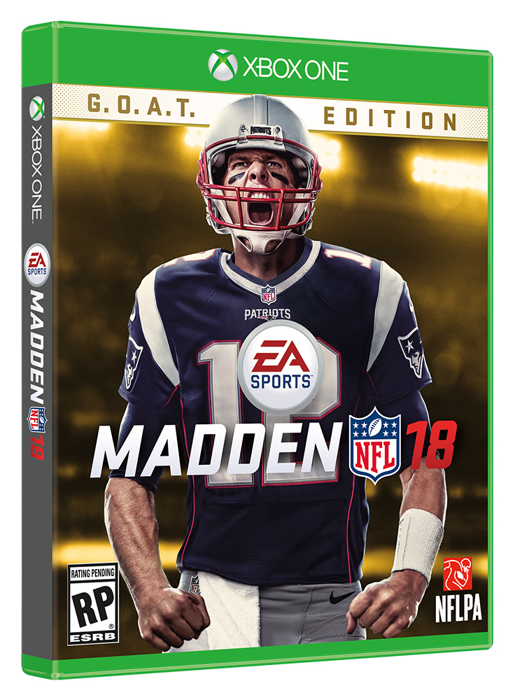- Madden's sales are flat, young players aren't picking up the game as they once did and the avid gamers are getting older.The typical testosterone-filled adis no longer a standout in the sports video game world.They're losing even more ground with controversial issues surrounding the NFL.The brand is lacking the inspiration and soul that once made it great.We were tasked with coming up with campaigns leading up to two moments:  1. The Annual Game Release which coincides with the NFL Season Openers  2. The Holiday Season