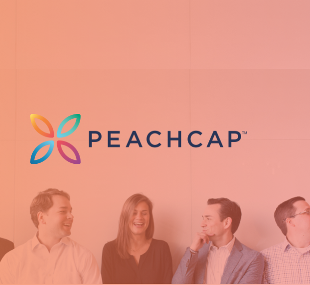 - PeachCap is an innovative financial startup based in Atlanta Georgia. They've created a business that allows the family office model (usually reserved for millionaires with 100mm+ in liquid assets) to be accessible to those with 1mm-10mm in assets. PeachCap asked us to develop a campaign to introduce PeachCap to Atlanta and New York City. Their goal is to get independent advisors and independent advisory firms to reach out to PeachCap, or, attend their roadshow for more information.