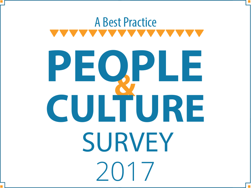 2017 People & Culture Benchmarking Study Poster