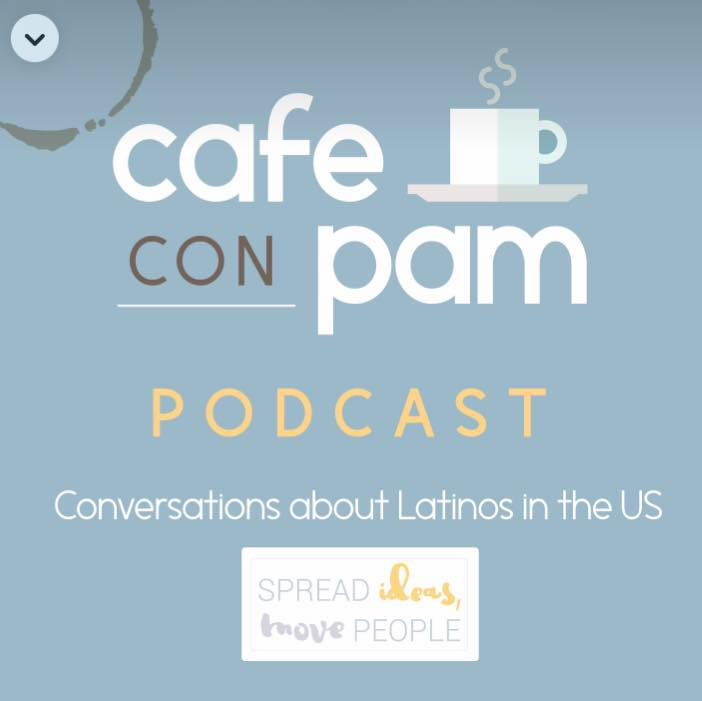 In this podcast episode, Stephen is interviewed by Pam, the show creator. Click the image for the iTunes episode.