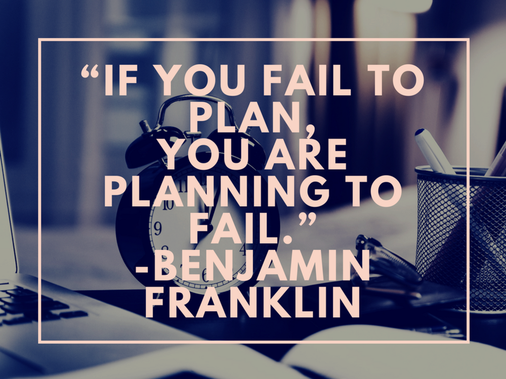 """If you fail to plan, you are planning to fail."" This saying by Benjamin Franklin.png"