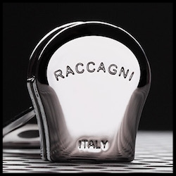 Raccagni zippers - Made in Italy