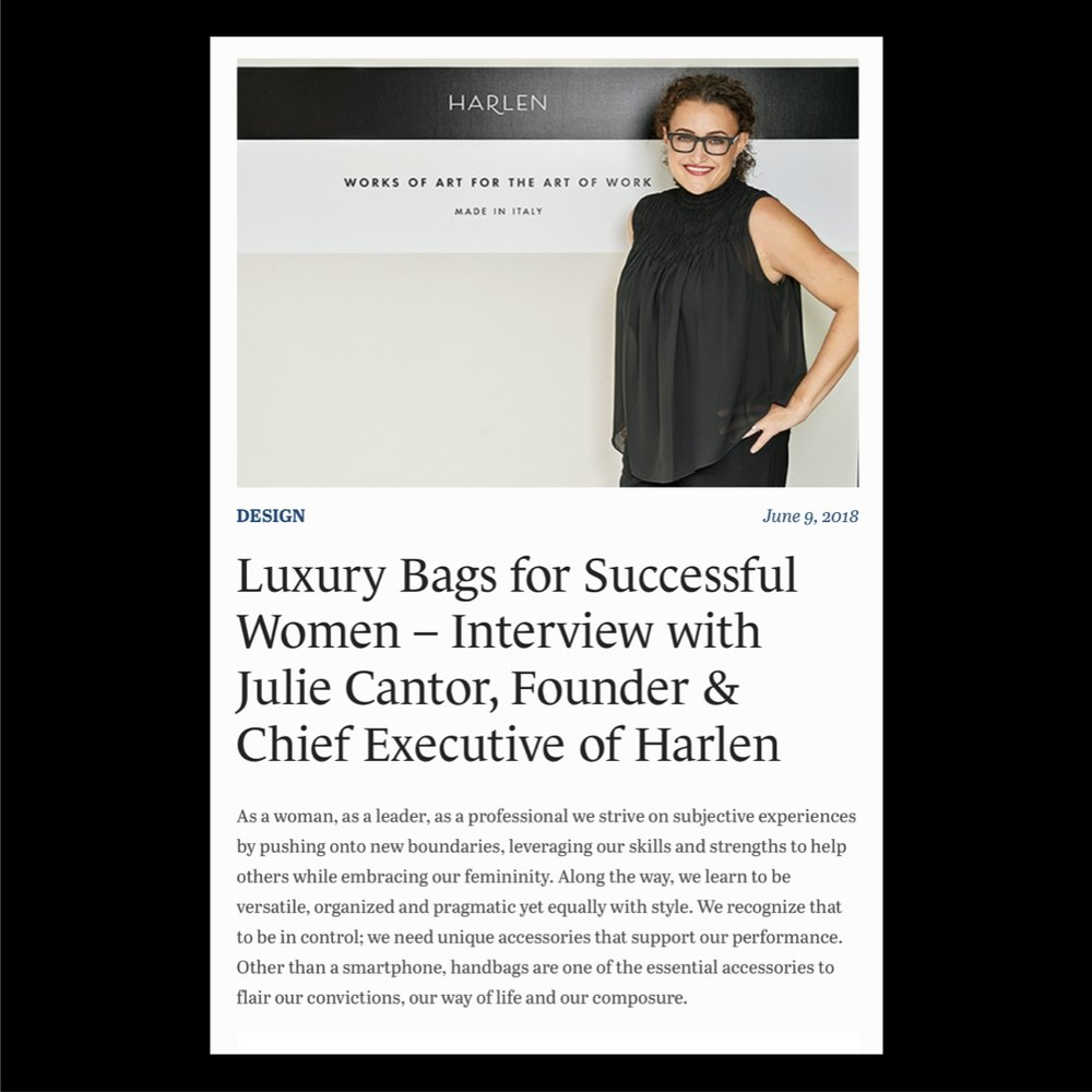 practical timeless intended to gratify the hard work of powerful women