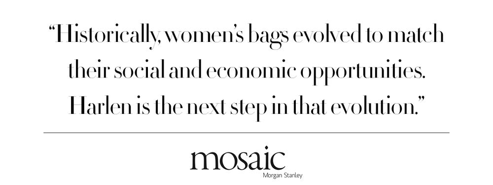 Mosaic by Morgan Stanley