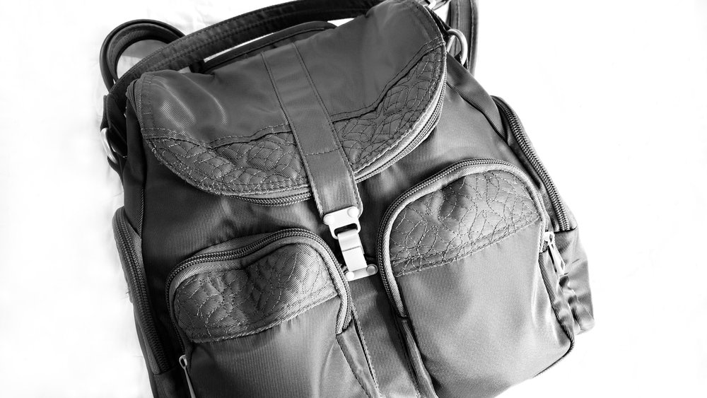 Travelon Signature Convertible Backpack | OMventure.com