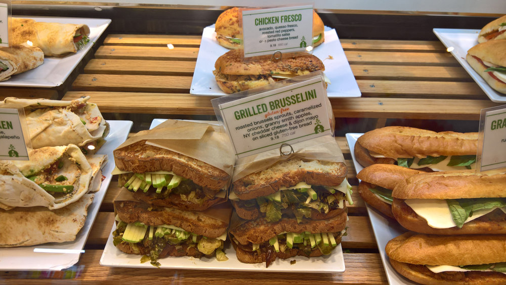 fresh&co's Grilled Brusselini | OMventure.com