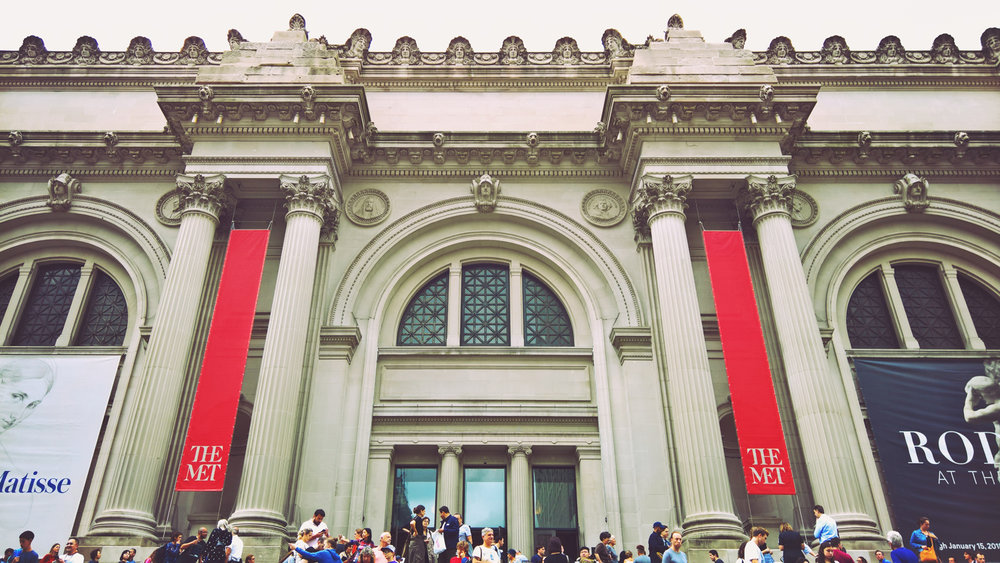 The Metropolitan Museum of Art, NYC | OMventure.com