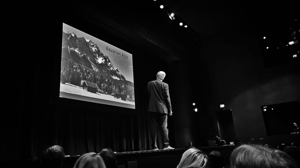 Rick Steves at Rick Steves' Travel Festival | OMventure.com
