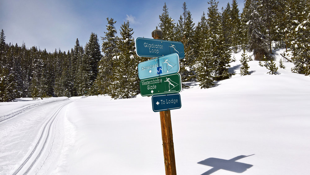 Cross-Country Skiing Near Sun Valley, Idaho | OMventure.com