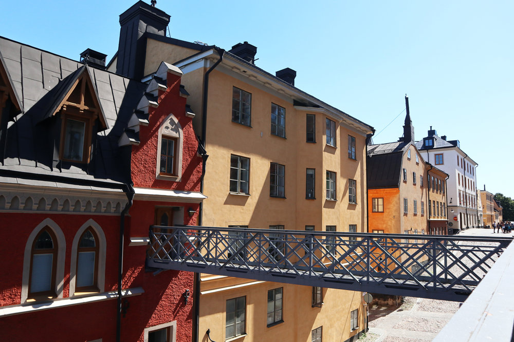 A Half-Century Birthday in Stockholm, Sweden | OMventure.com