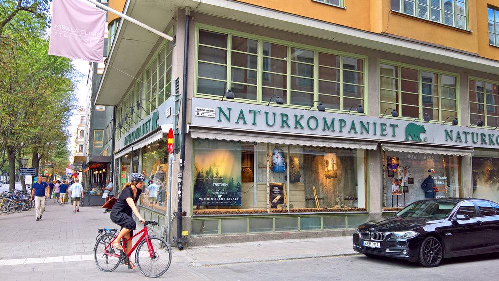 Finding Outdoor Shoes and Gear in Stockholm, Sweden (Sverige)   OMventure.com