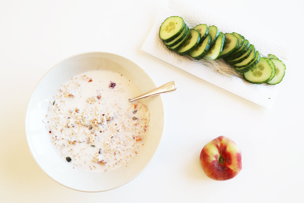 Affordable Healthy Breakfast (Frukost) in Stockholm, Sweden | OMventure.com