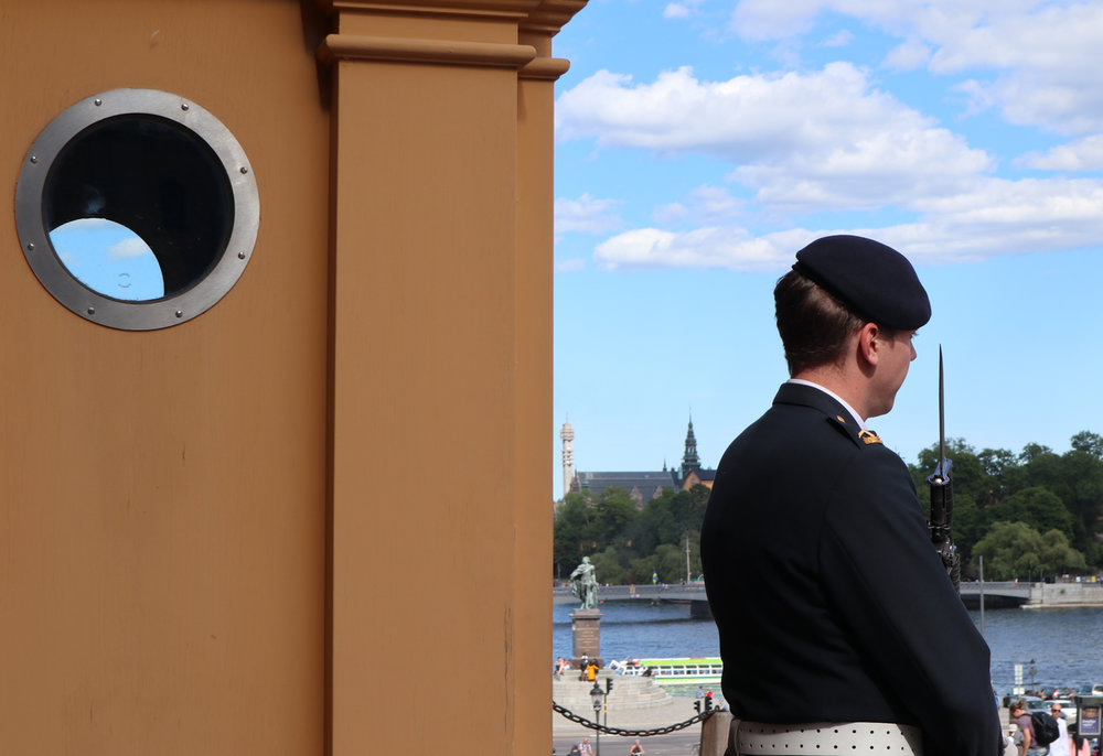 Touring the Royal Palace (Kungliga Slottet) in Stockholm | OMventure.com