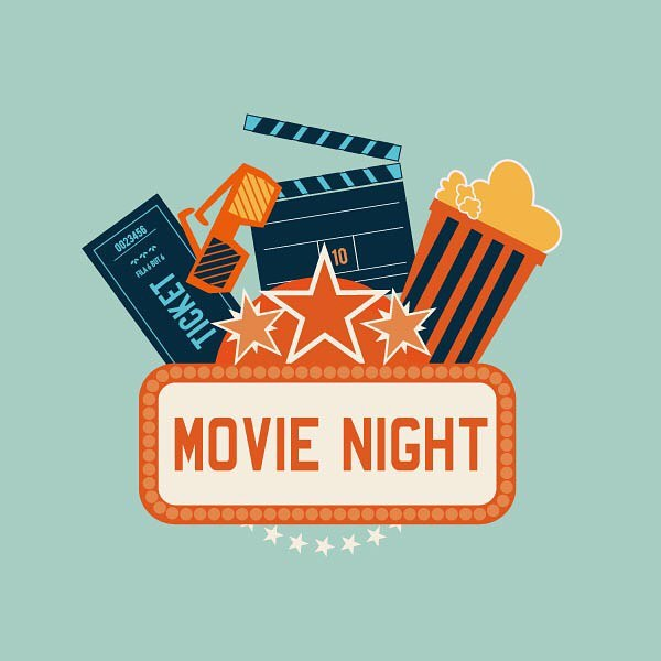 Tomorrow night is Movie Night! We will be meeting at the Phipps' house at 8pm. Message us if you need the address. And DON'T FORGET to cast your vote in our stories to choose what movie we will be showing!
