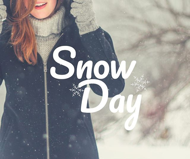 Snow Day! Tonight's youth group is cancelled due to snow. We will miss you guys so much, but we will see you next week! Have a great snow day ❄️ ⛄️