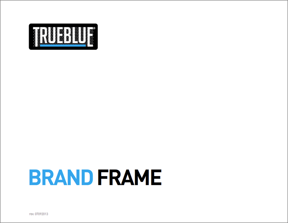 "TrueBlue   ""We engaged your Brand Gravity process when our brand was evolving and our corporation was re-architecting its business lines. This process helped us crystallize our brand's meaning, motivations and persona, so we could connect more powerfully with our customers, employees and staff."" – Dotti Gallagher, Owner Dotti Gallagher Consulting, Former Senior Director of Marketing True Blue, Inc."