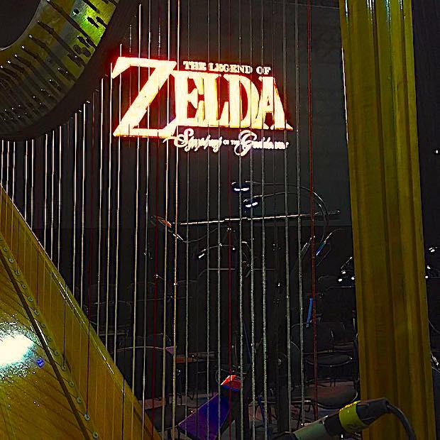 Legend of Zelda: Symphony of the Goddesses. (Courtesy of Steve Lemke)