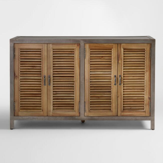 World Market double shutter doors holbrook sideboard.jpg