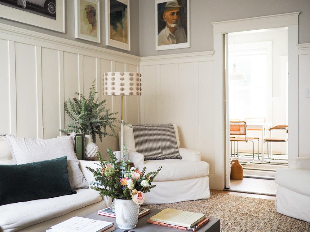My Home Tour The Living Room Eliza Kern Design