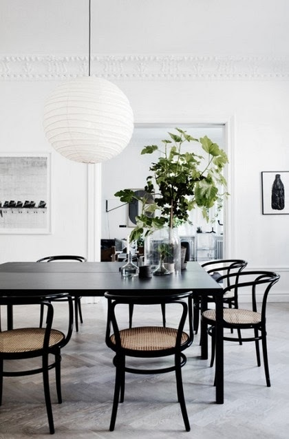 Thonet Chairs dining table.jpg