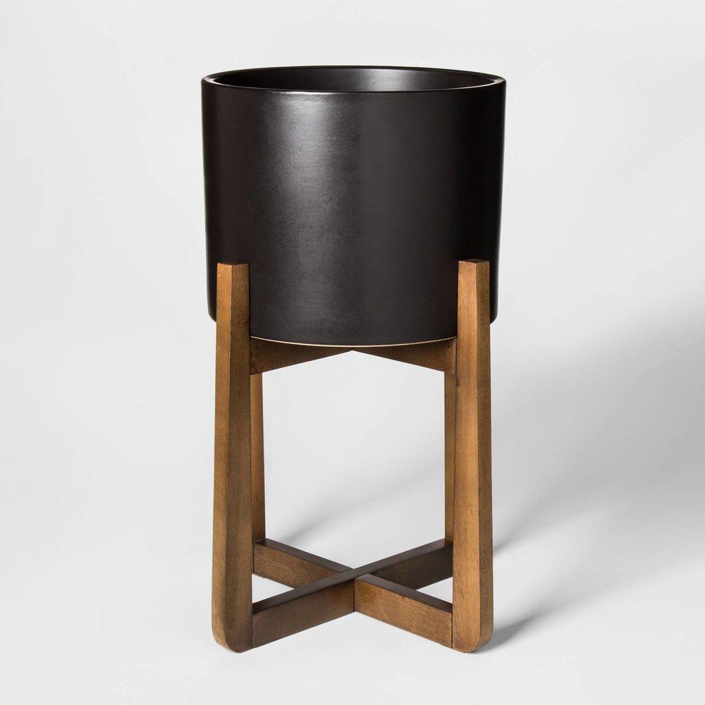 14. Target wood stoneware ($69)