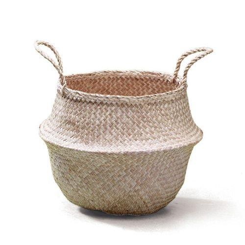 2. Amazon Seagrass Basket ($39)