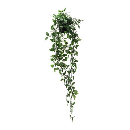 9. Ikea Fejka potted plant ($7)