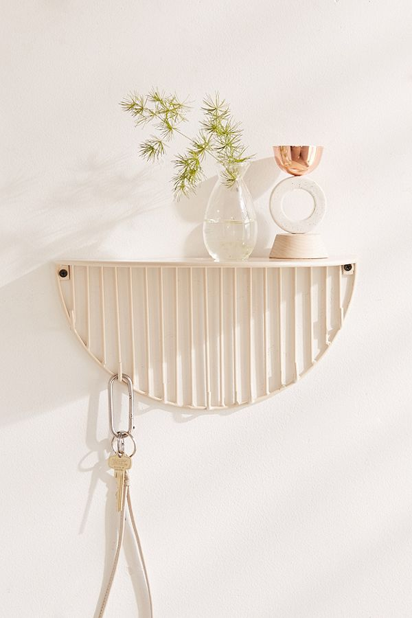 7. Optic Lines Hook Shelf ($39)