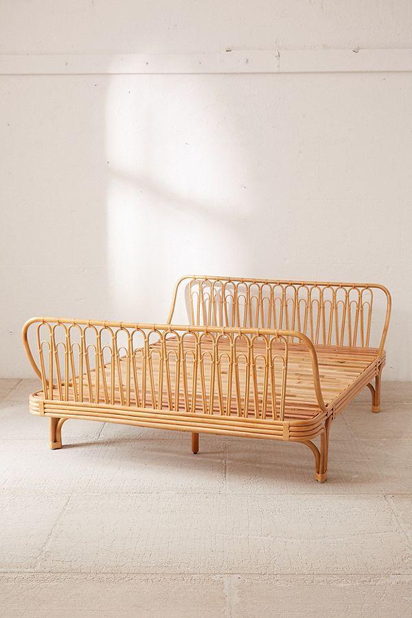16. Rattan Bed ($999)