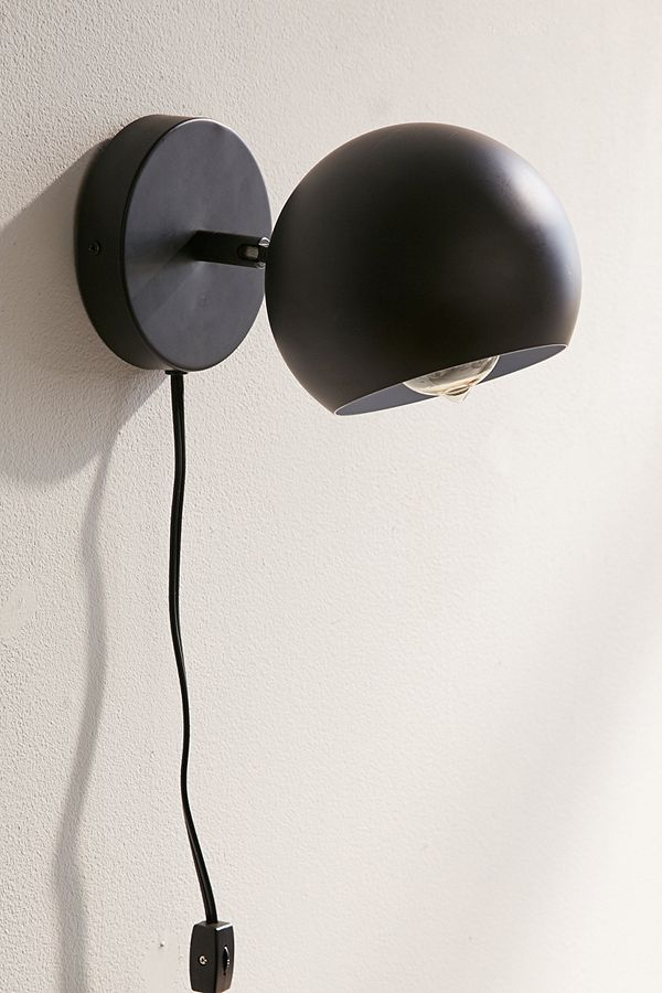 17. Matte Gumball Sconce ($29)