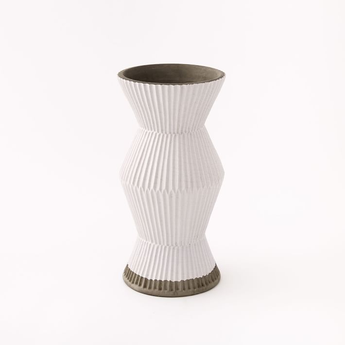 15. Accordion Vase ($34)