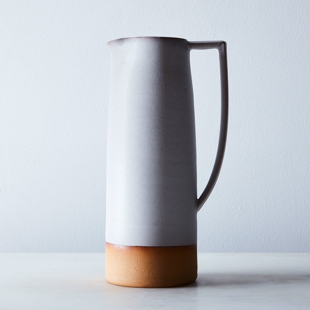 22. Handthrown Pitcher ($108)