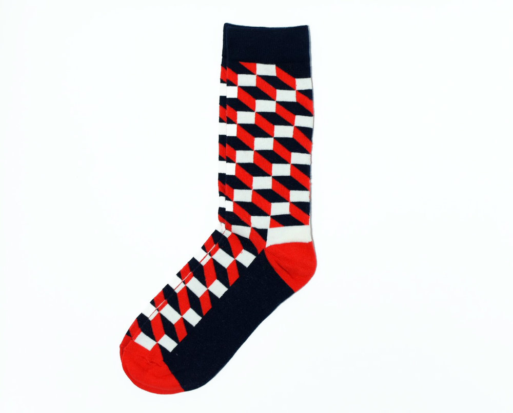 illusion Socks