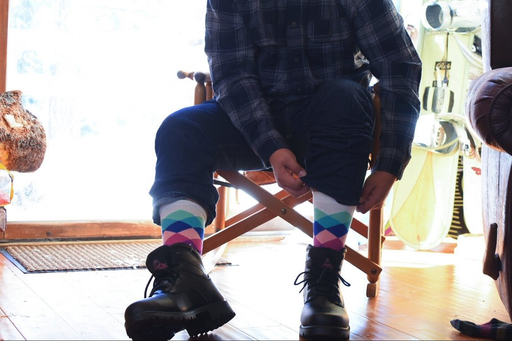Colorful-socks