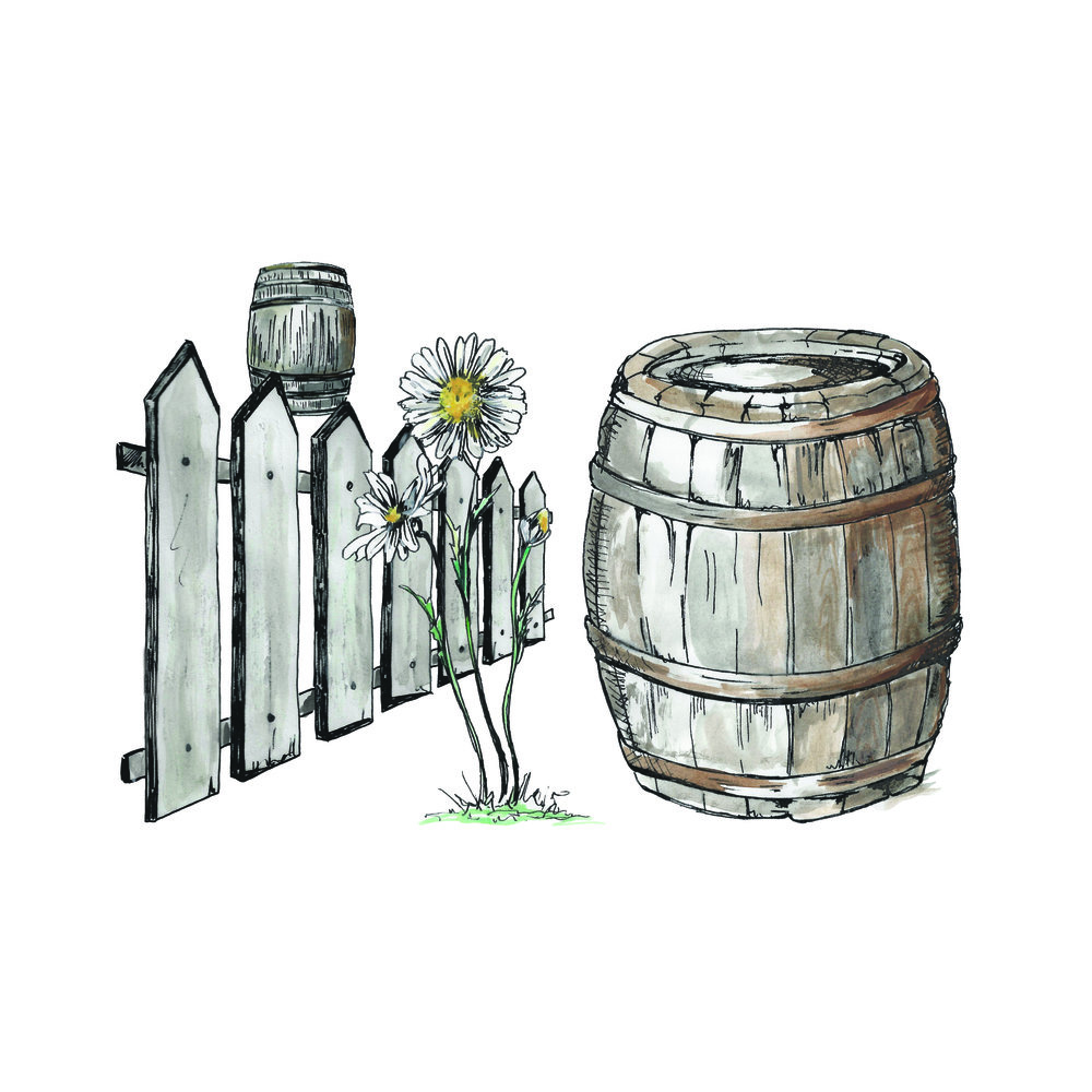 Barrels of Gin